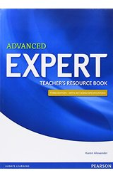 thumb_41f5tnWVMbL Expert Advanced: 3rd Edition Coursebook with CD Pack