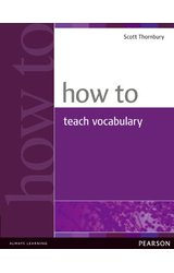 How to Teach Vocabulary