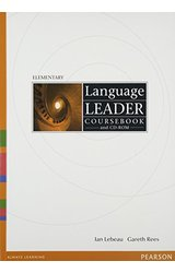 Language Leader: Elementary Coursebook, CD-Rom Pack