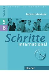 Schritte International: Intensivtrainer MIT Audio-CD 5 & 6