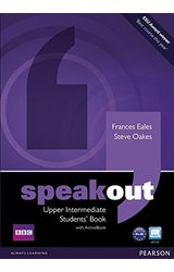 Speakout: Upper-Intermediate Students book, DVD/Active Book Multi Rom Pack
