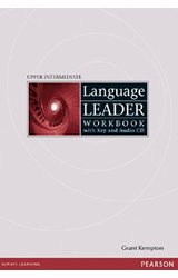 thumb_41hoSUFjxJL Language Leader: Pre-Intermediate Workbook with key, audio cd pack