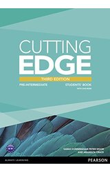 Cutting Edge: 3rd Edition Pre-Intermediate Students