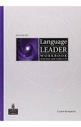 thumb_41lVJaKKjRL Language Leader: Pre-Intermediate Workbook with key, audio cd pack