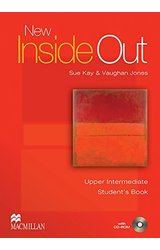 New Inside Out: Upper-intermediate: Student Book with CD-ROM Pack