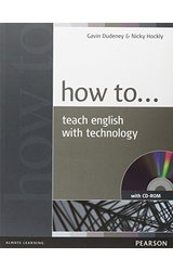 How to Teach English with Technology Book, CD-Rom Pack