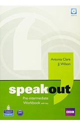 Speakout: Pre-Intermediate Workbook with Key, Audio CD Pack