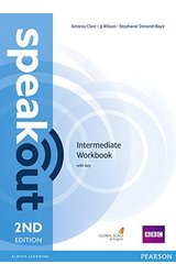 Speakout: Intermediate 2nd Edition Workbook with Key