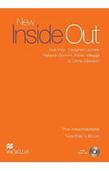 New Inside Out: Pre-intermediate: Teacher