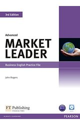 Market Leader: 3rd Edition Advanced Practice File & Practice File CD Pack