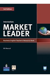thumb_41wU99QCEnL Market Leader: 3rd edition Intermediate Practice File CD for pack