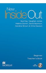 New Inside Out: Teacher