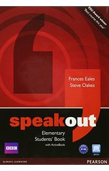 Speakout: Elementary Students book and DVD/Active Book Multi Rom pack
