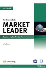 Market Leader: 3rd Edition Pre-Intermediate Practice File & Practice File CD Pack
