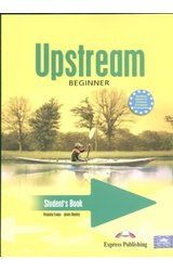 thumb_41yhUQPEd4L Upstream: Beginner A1+ Workbook Student's