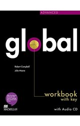 Global: Advanced Workbook & CD with Key