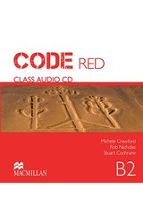 Code Red B2 Audio CD