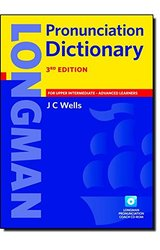 Longman Pronunciation Dictionary Paper, CD-ROM Pack 3rd Edition
