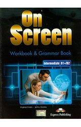 thumb_513-7K-cmrL On Screen: B2+ Student's Book + ieBook + Writing Book