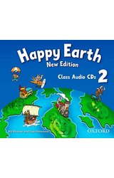 Happy Earth: 2 New Edition: Class Audio CDs