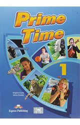 thumb_514Fy0nFE2L Prime Time: Student's Book Level 1