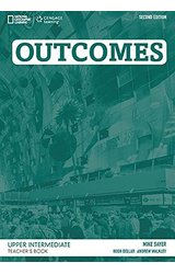 Outcomes 2nd Edition - Upper-Intermediate - Teacher