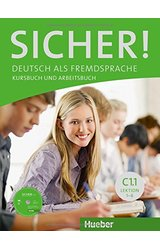 Sicher: in Teilbanden: Kurs- und Arbeitsbuch C1/1 Lektion 1 -6 mit Audio-CD
