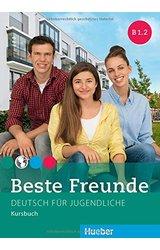 Beste Freunde: Kursbuch B1/2