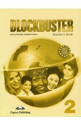 thumb_5198mX8lu2L Blockbuster: 4 Student's Book