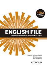 English File: Upper-intermediate: Workbook with Key