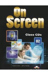 On Screen: B1+ Class Audio CDs