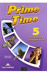 Prime Time: Workbook & Grammar Book Level 5