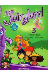 thumb_51BOJ3GFbzL Fairyland: 1 Class Audio CD