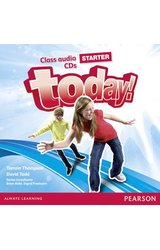 Today! Starter Class CD