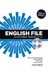 English File 3rd Edition ElementaryPre-Intermediate Workbook with Key
