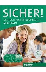 Sicher: Medienpaket C1 - 2 Audio-CDs und 2 DVDs zum Kursbuch