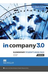 In Company 3.0: Elementary Level Student
