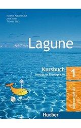 Lagune: Kursbuch mit Audio-CD 1: Kursbuch Bk. 1