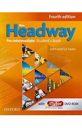 New Headway: Pre-Intermediate A2 - B1: Student