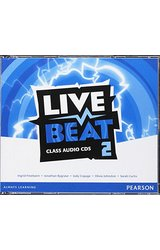 Live Beat: 2 Class Audio CDs
