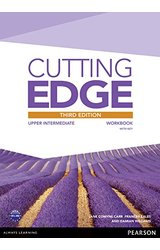 Cutting Edge: 3rd Edition Upper-Intermediate Workbook with Key