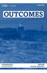 Outcomes 2nd Edition - Intermediate - Teacher