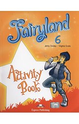 Fairyland: 6 Activity Book