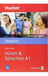 Deutsch Uben: Horen & Sprechen A1 (Book & CD)