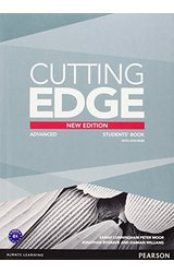 thumb_51MDyq1gijL Cutting Edge: 3rd Edition Upper-Intermediate Students' Book, DVD Pack