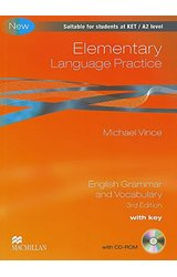 Elementary Language Practice: SB + Key
