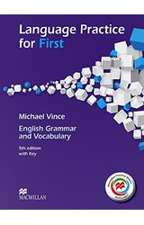 Language Practice for First 5th Edition Student