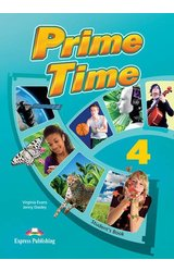 thumb_51O4cUGQyML Prime Time: Student's Book Level 1