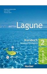 Lagune: Kursbuch mit Audio-CD 2