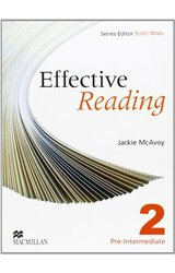 Effective Reading: Pre Intermediate